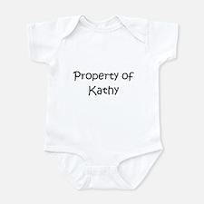 Cute Property kathy Infant Bodysuit