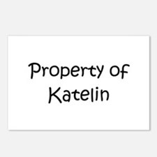 Cool Katelin Postcards (Package of 8)