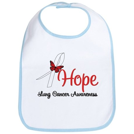 Hope Lung Cancer Bib