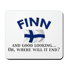 Good Lkg Finn 2 Mousepad