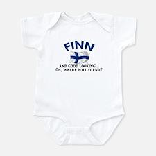 Good Lkg Finn 2 Infant Bodysuit