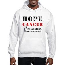 Hope Cancer Awareness Jumper Hoody