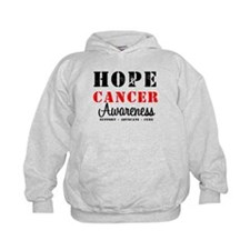 Hope Cancer Awareness Hoody