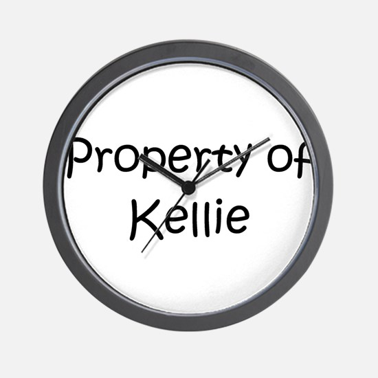Cute Kellie Wall Clock