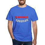 Retired TV Announcer Dark T-Shirt
