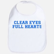 Unique The hearts of the dolphins Bib