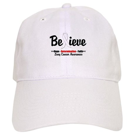 Believe - Lung Cancer Cap