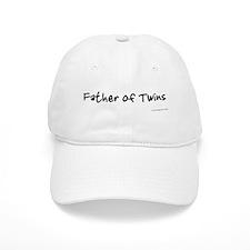 Father of Twins HRT Baseball Cap