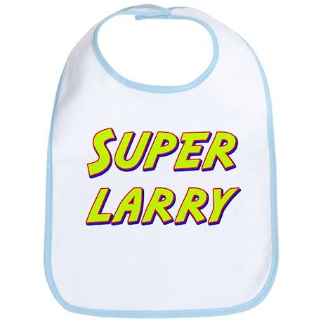 Super larry Bib