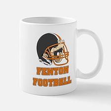 Fenton Football Mug