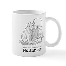 The Polar Bear Mug