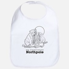 The Polar Bear Bib