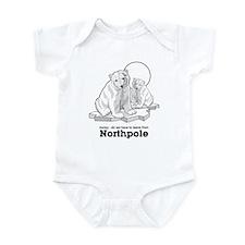 The Polar Bear Infant Bodysuit