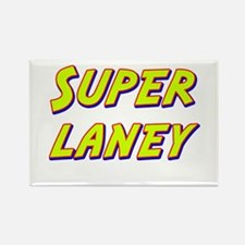 Super laney Rectangle Magnet