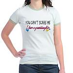 Scare Me - Granddaughter Jr. Ringer T-Shirt
