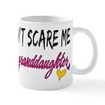 Scare Me - Granddaughter Mug