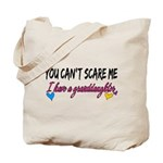 Scare Me - Granddaughter Tote Bag