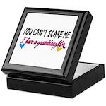 Scare Me - Granddaughter Keepsake Box