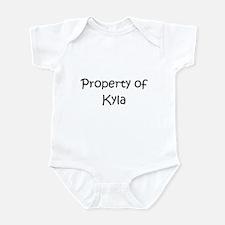 Cute Kyla Infant Bodysuit