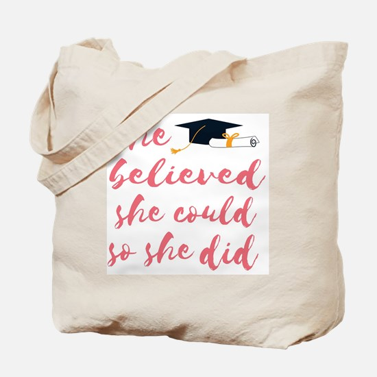 Cute Could Tote Bag