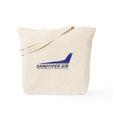 Sandpiper Air Distress Tote Bag