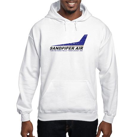Sandpiper Air Distress Hooded Sweatshirt
