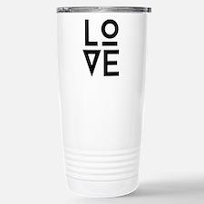 Love Stainless Steel Travel Mug