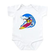 Hang 10! Infant Bodysuit