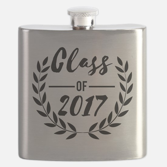 Cute College grad Flask