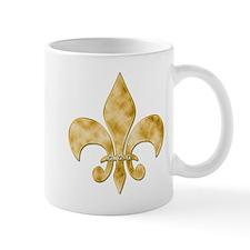 Cute Fleur de lis Mug