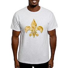 Cute Fleur de lis T-Shirt