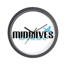 Midwives Do It Better! Wall Clock