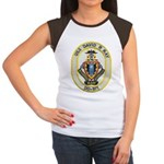USS DAVID R. RAY Women's Cap Sleeve T-Shirt