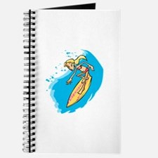 Surfer Girl Journal