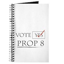 Unique Proposition 8 Journal