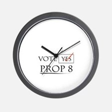 Funny Proposition Wall Clock