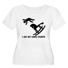 Rocking Horse, My Own Stunts T-Shirt