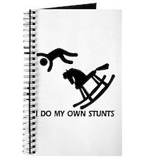 Rocking Horse, My Own Stunts Journal