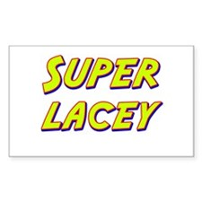 Super lacey Rectangle Decal