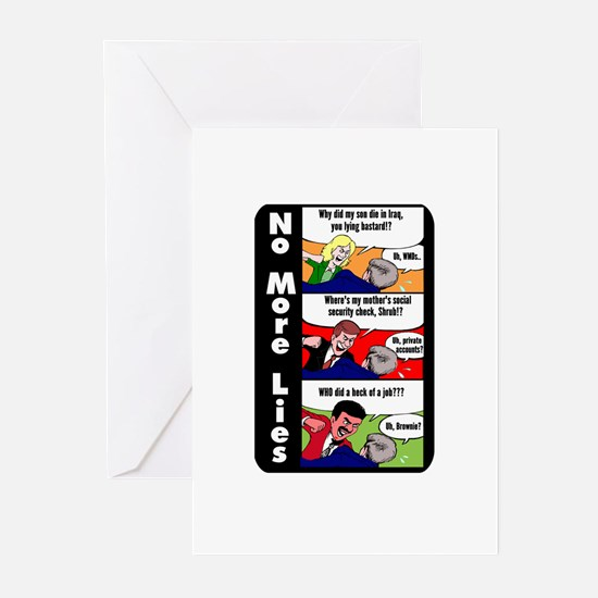 Fight Back Greeting Cards (Pk of 10)