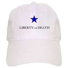 Liberty Or Death Baseball Baseball Cap