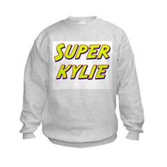 Super kylie Sweatshirt