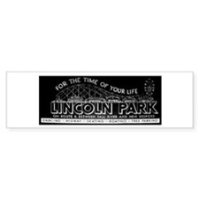 Lincoln Park Bumper Bumper Sticker