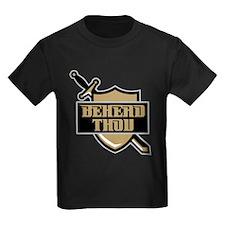 BEHEAD T