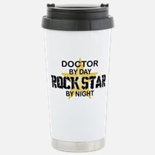 Doctor Rock Star by Night Stainless Steel Travel M