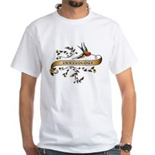 Immunology Scroll Shirt
