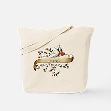 HVAC Scroll Tote Bag