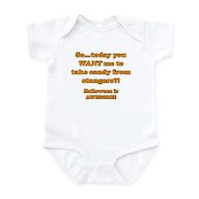 Strangers Infant Bodysuit