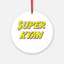 Super kyan Ornament (Round)