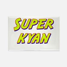 Super kyan Rectangle Magnet